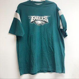 Philadelphia Eagles NFL Graphic T Shirt XL